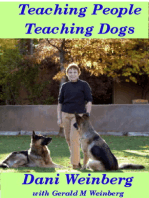 Teaching People Teaching Dogs