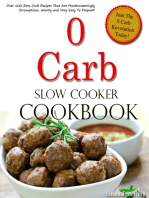 0 Carb Slow Cooker Cookbook
