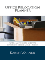 Office Relocation Planner