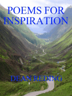 Six Poems of Inspiration