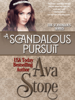 A Scandalous Pursuit (Regency Romance, Book 3)