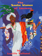 The Snake Woman Of Ipanema