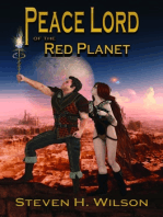 Peace Lord of the Red Planet
