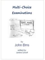 Multi-Choice Examinations