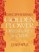Deciphering the Golden Flower One Secret at a Time