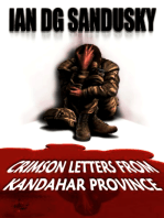 Crimson Letters From Kandahar Province