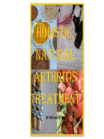 Holistic, Natural Arthritis Treatment