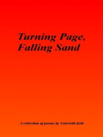 Turning Page, Falling Sand