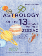 Astrology of the 13 Signs of the Zodiac