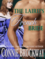 The Laird's French Bride- a novella
