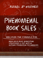 Phenomenal Book Sales