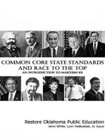 Common Core State Standards and Race to the Top