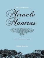 The Little Book Of Miracle Mantras