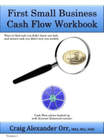 First Small Business Cash Flow Workbook