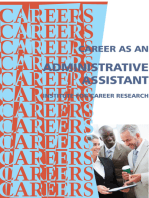 Career as an Administrative Assistant