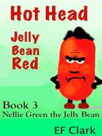 Hot Head Jelly Bean Red