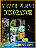 Never Plead Ignorance