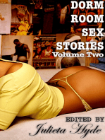 Dorm Room Sex Stories, Volume Two