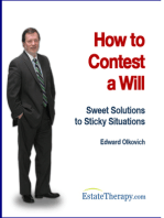 How to Contest a Will