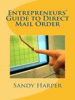 Entrepreneurs' Guide to Direct Mail Order
