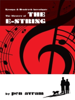 The Mystery of the 'E' String