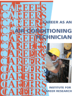 Career as an Air Conditioning Technican