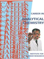 Career in Analytical Chemistry