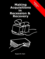 Making Acquisitions in Recession & Recovery