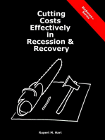 Cutting Costs Effectively in Recession & Recovery