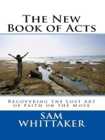 The New Book of Acts