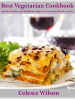 Best Vegetarian Cookbook
