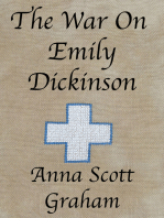 The War On Emily Dickinson