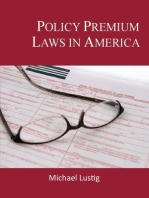 Policy Premium Laws in America