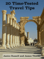 20 Time Tested Travel Tips