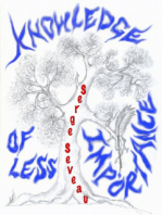 Knowledge Of Less Importance