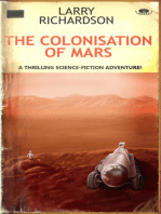 The Colonisation of Mars