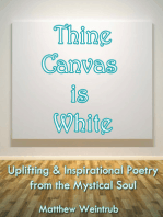 Thine Canvas is White
