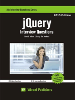 jQuery Interview Questions You'll Most Likely Be Asked