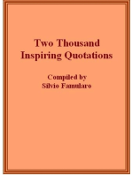 Two Thousand Inspiring Quotations