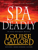 Spa Deadly, an Allie Armington Mystery