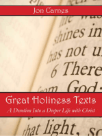 Great Holiness Texts