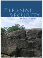 Eternal Security of the Believer