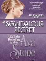 A Scandalous Secret, Regency Romance Novella