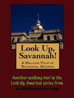 Look Up, Savannah! A Walking Tour of Savannah, Georgia