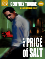 The Price of Salt (The Grim Arcana #1)