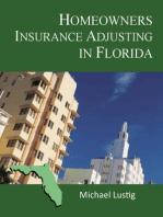 Homeowners Insurance Adjusting in Florida