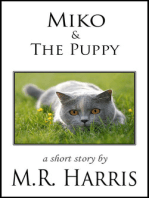 Miko and the Puppy
