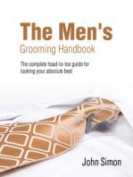 Men's Grooming Handbook