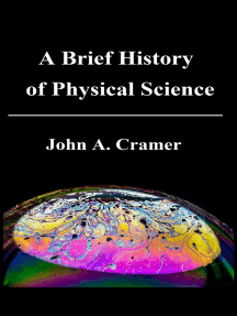 A Brief History of Physical Science
