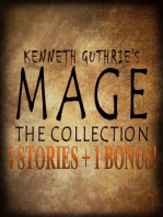 4 Mage Stories and 1 Bonus Collection